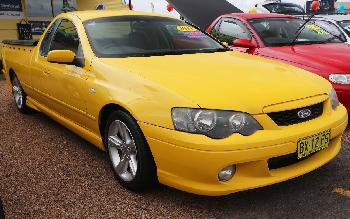2004 Ford Falcon XR6 BA MKII