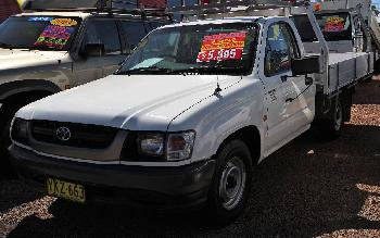 2003 Toyota Hilux WORKMATE RZN149R